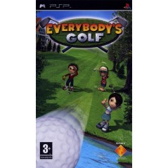 EVERYBODY S GOLF PSP FR OCCASION
