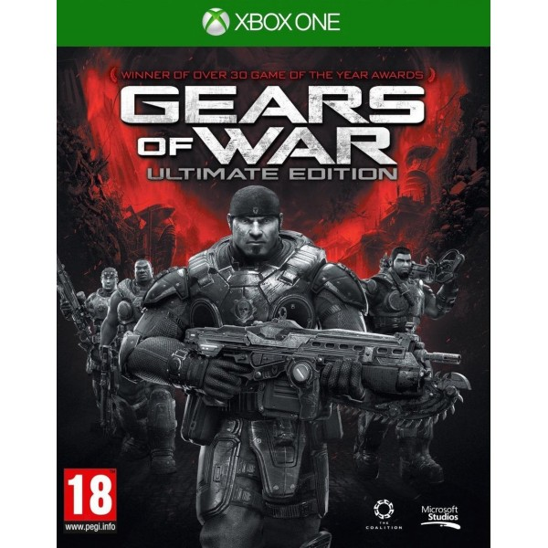 GEARS OF WAR ULTIMATE EDITION XONE FR OCCASION