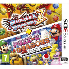 PUZZLE & DRAGONS Z + PUZZLE DRAGONS SUPER MARIO EDITION 3DS FR