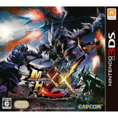 MONSTER HUNTER XX 3DS JPN NEW