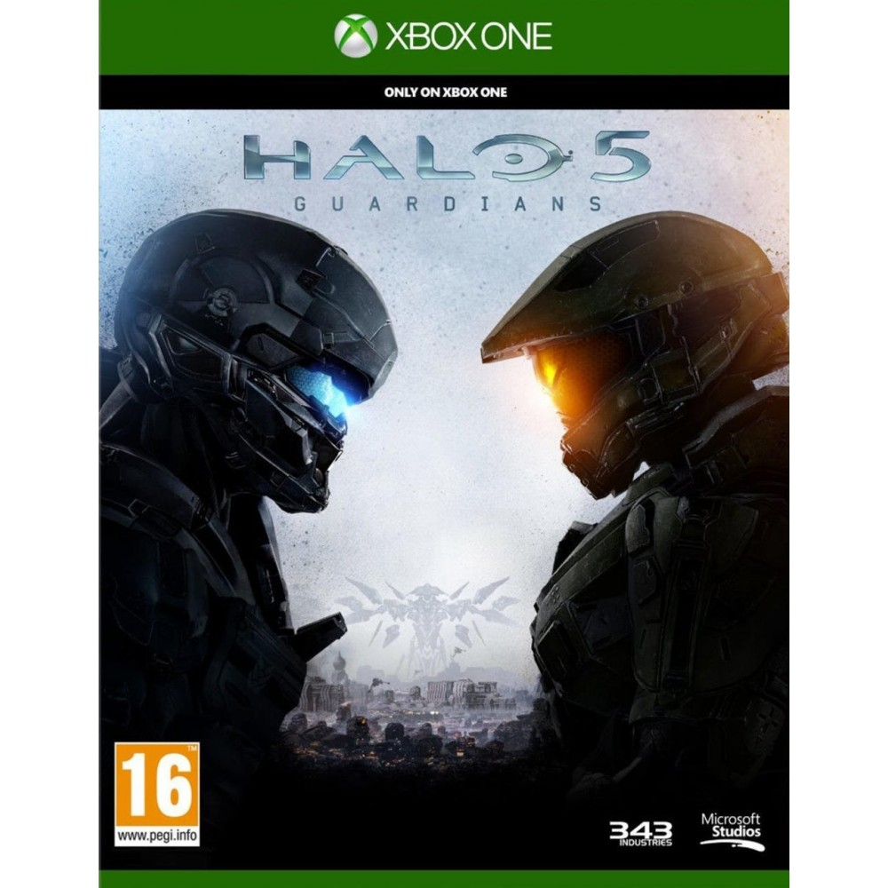 HALO 5 XBOX ONE FR OCCASION