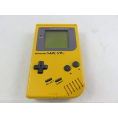 CONSOLE GAMEBOY YELLOW DMG-01 JPN OCCASION
