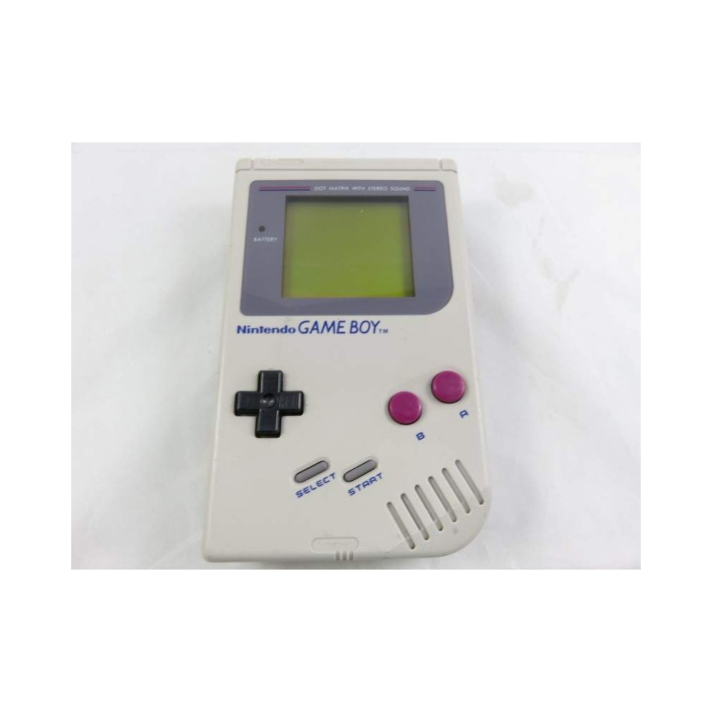 CONSOLE GAMEBOY DMG-01 JPN OCCASION