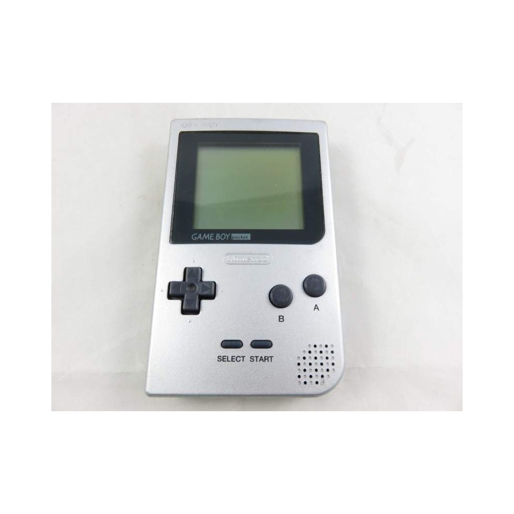 CONSOLE GAMEBOY POCKET SILVER JPN OCCASION