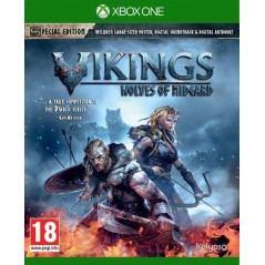 VIKINGS WOLVES OF MIDGARD XONE EURO FR NEW