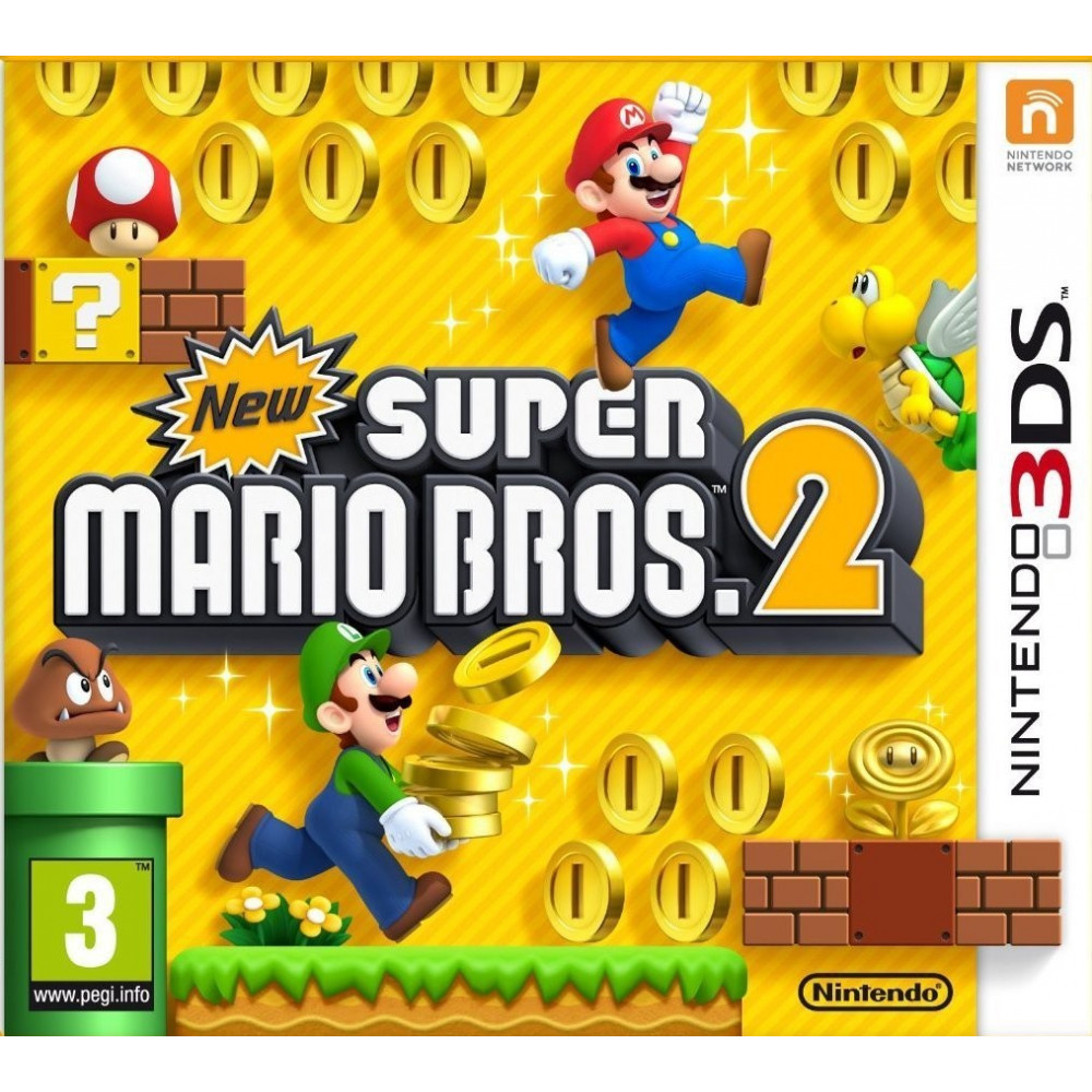 NEW SUPER MARIO BROS 2 3DS VF