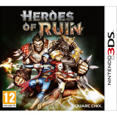 HEROES OF RUIN 3DS VF