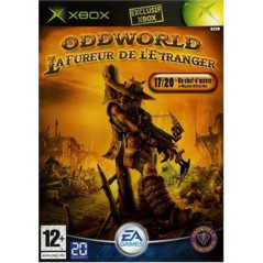 ODDWORLD LA FUREUR DE L'ETRANGER XBOX PAL-FR OCCASION