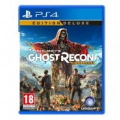 GHOST RECON WILDLANDS EDITION DELUXE PS4 FR OCCASION