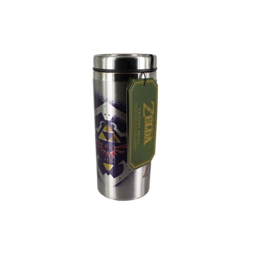 THE LEGEND OF ZELDA - TRAVEL MUG NEW