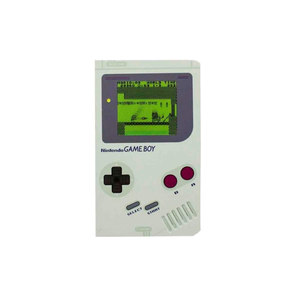 GAME BOY NOTEBOOK NEW