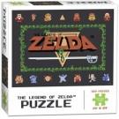 THE LEGEND OF ZELDA CLASSIC PUZZLE 550 PIECES NEW