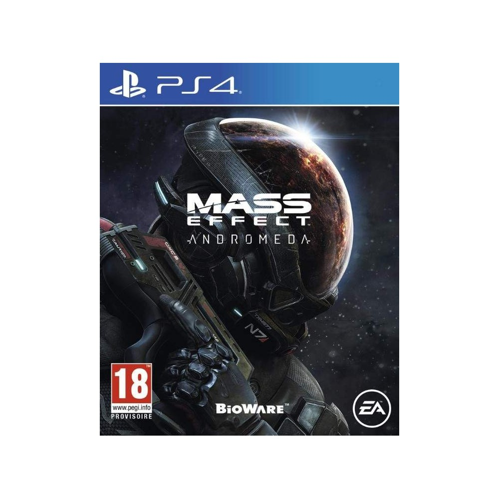 MASS EFFECT ANDROMEDA PS4 FRANCAIS NEW