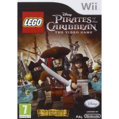 LEGO PIRATE OF THE CARIBBEAN : THE VIDEO GAME WII PAL-FAH EURO FR NEW