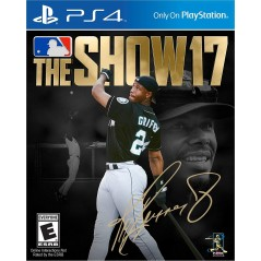 MLB 17 THE SHOW PS4 USA NEW