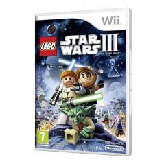 LEGO STAR WARS III : THE CLONE WARS WII PAL-FAH EURO FR NEW