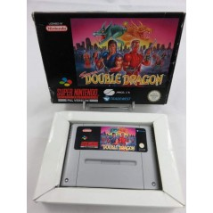 SUPER DOUBLE DRAGON SNES PAL-ESP (SANS NOTICE)