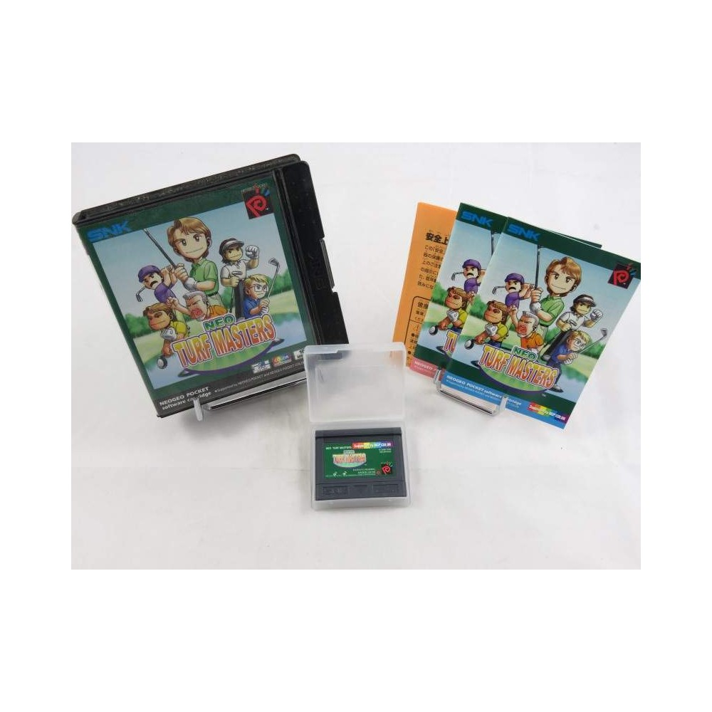 NEO TURF MASTERS NEO GEO POCKET EURO OCCASION