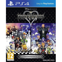 KINGDOM HEARTS 1.5 & 2.5 PS4 FRANCAIS NEW
