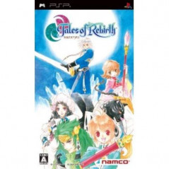 TALES OF REBIRTH PSP JPN OCCASION