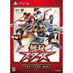 MUSOU STARS TREASURE BOX PS4 JPN NEW