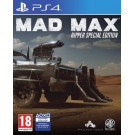 MAD MAX RIPPER EDITION PS4 FR OCCASION
