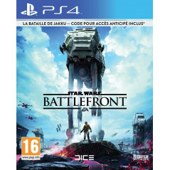 STAR WARS BATTLEFRONT ED.DAY PS4 VF OCC