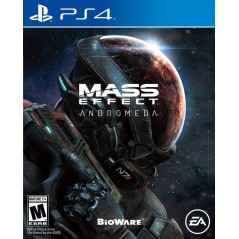 MASS EFFECT ANDROMEDA PS4 US OCCASION