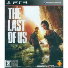 THE LAST OF US PS3 NTSC-JPN OCCASION
