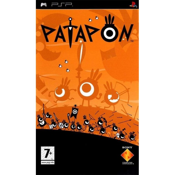 PATAPON PSP FR OCCASION