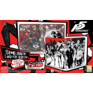 PERSONA 5 STEELBOOK PS4 UK NEW
