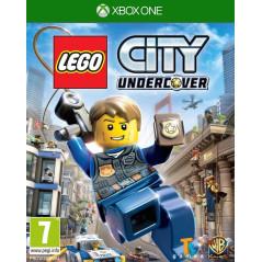 LEGO CITY UNDERCOVER XONE FR NEW
