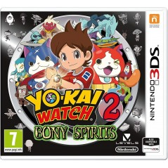 YO KAI WATCH 2 BONY SPIRITS 3DS UK NEW
