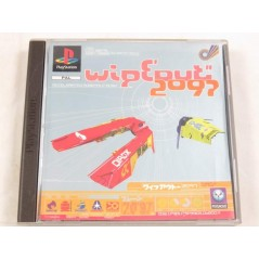 WIPEOUT 2097 PS1 PAL-EURO FR OCCASION