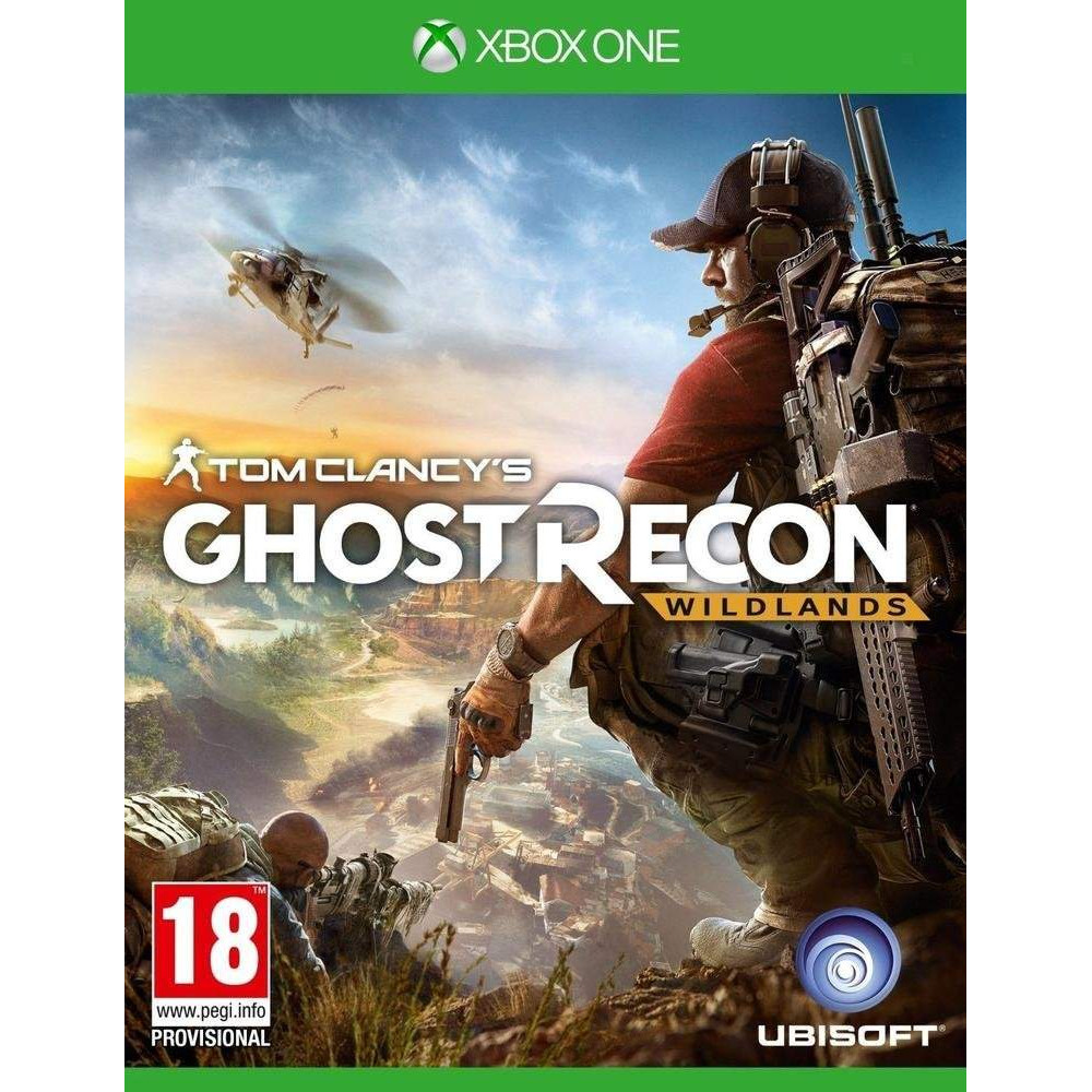 GHOST RECON WILDLANDS XBOX ONE FRANCAIS OCCASION