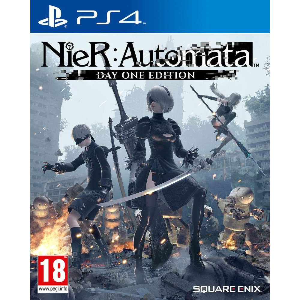 NIER AUTOMATA DAY ONE EDITION PS4 NL/FR NEW