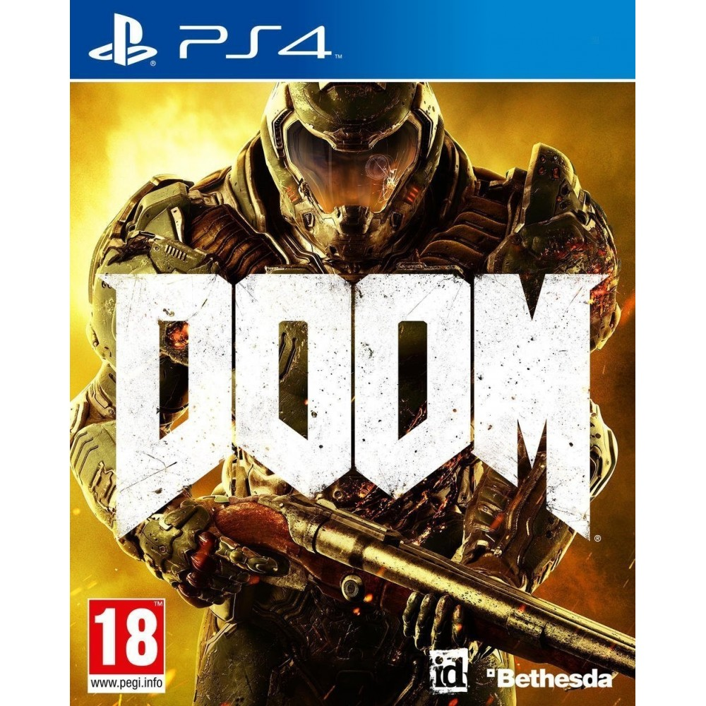 DOOM PS4 FR OCCASION