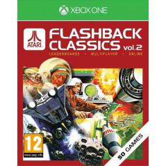 ATARI FLASHBACK CLASSICS VOL 02 PS4 FR NEW