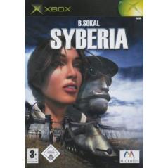 SYBERIA (BENOIT SOKAL) XBOX PAL-EURO FR OCCASION