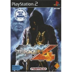 TEKKEN 4 (+ DVD BONUS) PS2 PAL-FR OCCASION