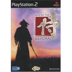 WAY OF THE SAMURAI PS2 PAL-FR OCCASION