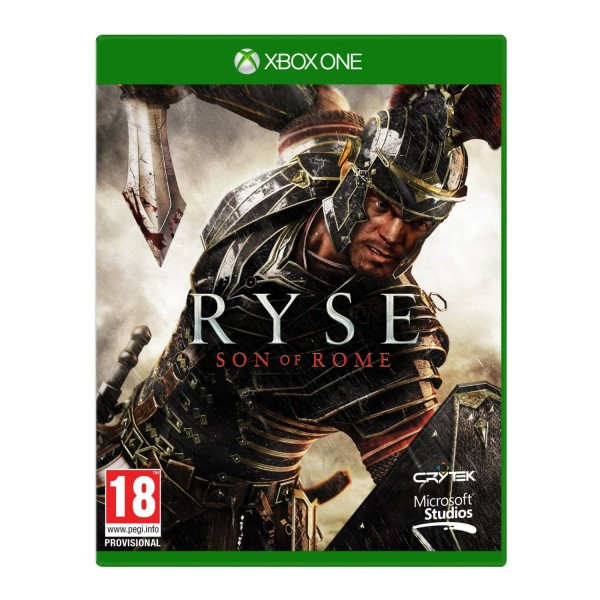 RYSE SON OF ROME XBOX ONE PAL-FR OCCASION