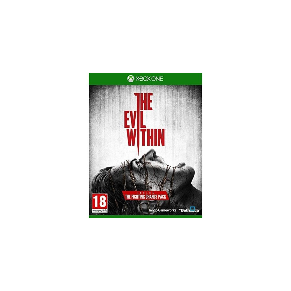 THE EVIL WITHIN XONE VF OCC
