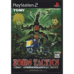 ZOIDS TACTICS PS2 NTSC-JPN OCCASION