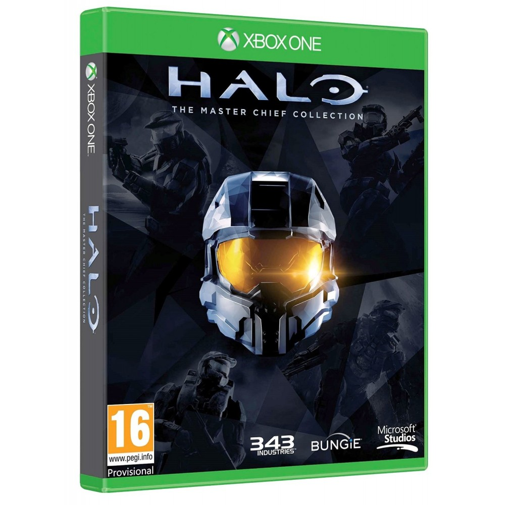 HALO THE MASTER CHIEF COLLECTION XONE FR OCCASION