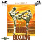 THE KICK BOXING NEC SUPER CDROM NTSC-JPN OCCASION