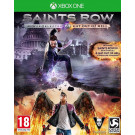 SAINTS ROW 4 REELECTED&GAT OUT OF HELL FIRST EDITION XONE VF OCC