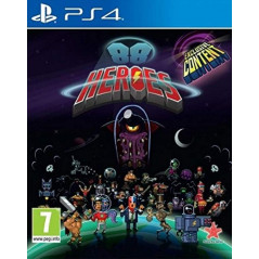 88 HEROES PS4 EURO FR NEW