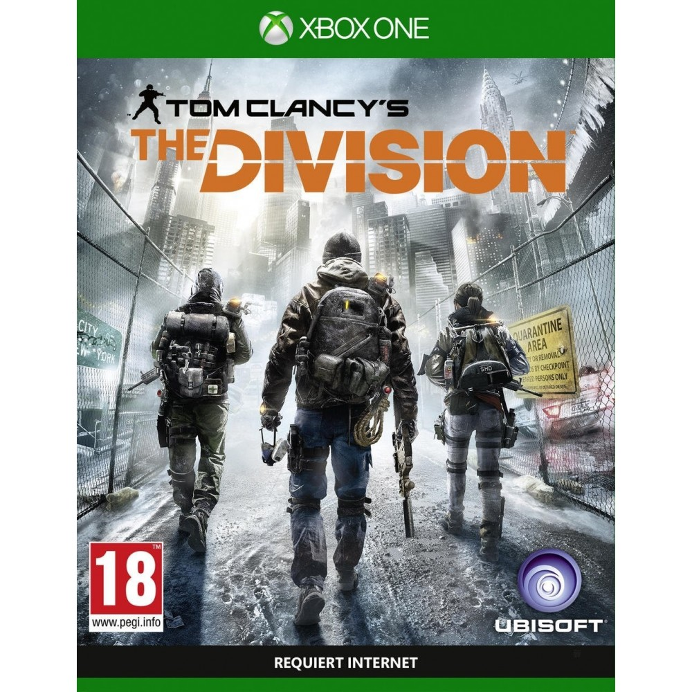THE DIVISION XONE FR OCCASION