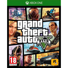 GTA V XONE UK NEW